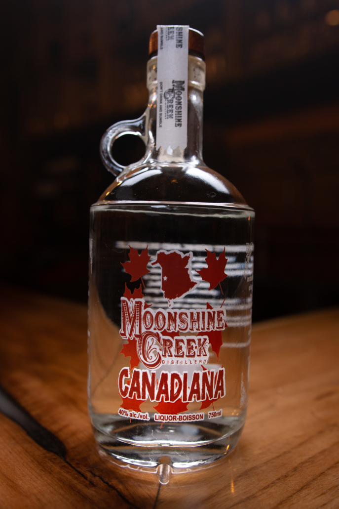 Moonshine Creeks Canadiana